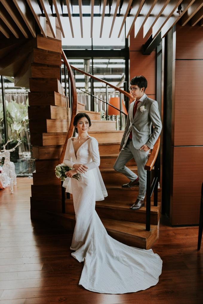 Bali Wedding Anton & Jane by ARTGLORY BALI - 047
