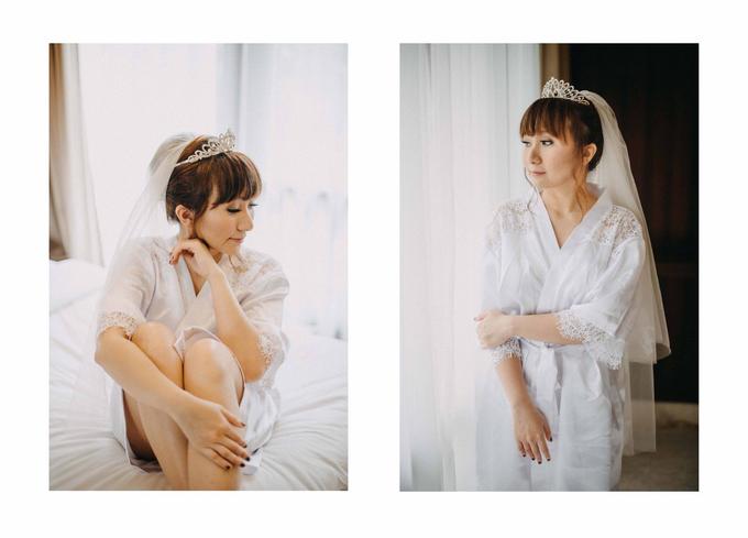 Michael & Kezia Wedding by W Bali - Seminyak - 001