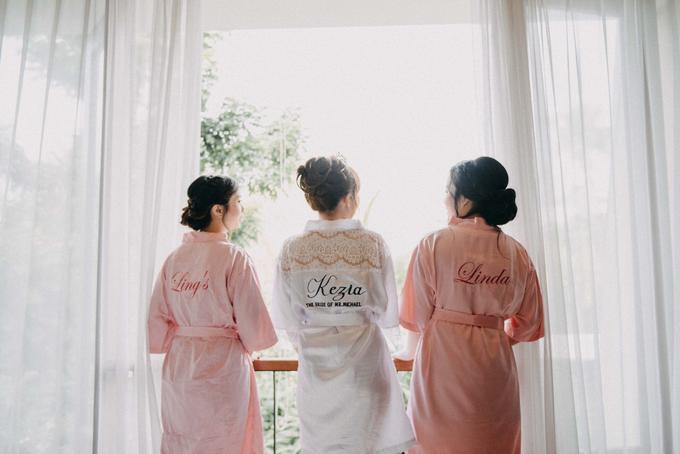 Michael & Kezia Wedding by W Bali - Seminyak - 003