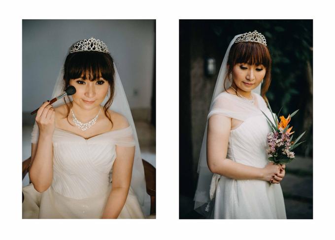 Michael & Kezia Wedding by W Bali - Seminyak - 004