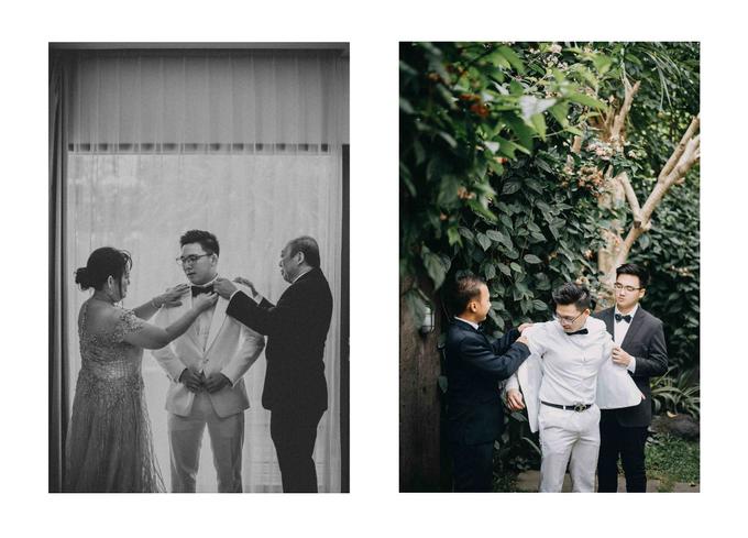 Michael & Kezia Wedding by W Bali - Seminyak - 009