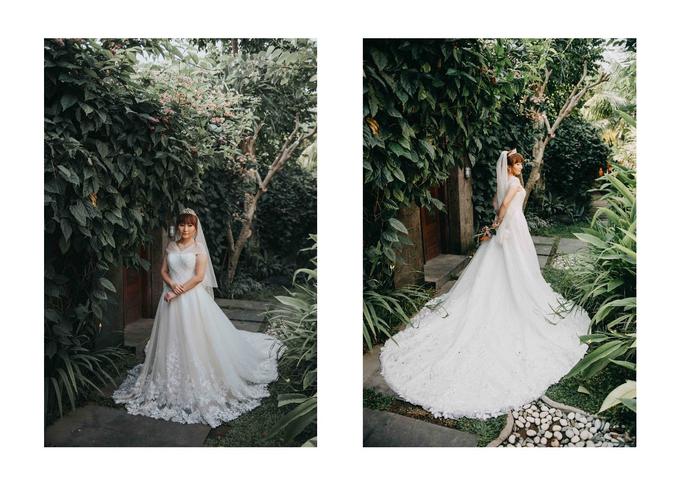 Michael & Kezia Wedding by W Bali - Seminyak - 012