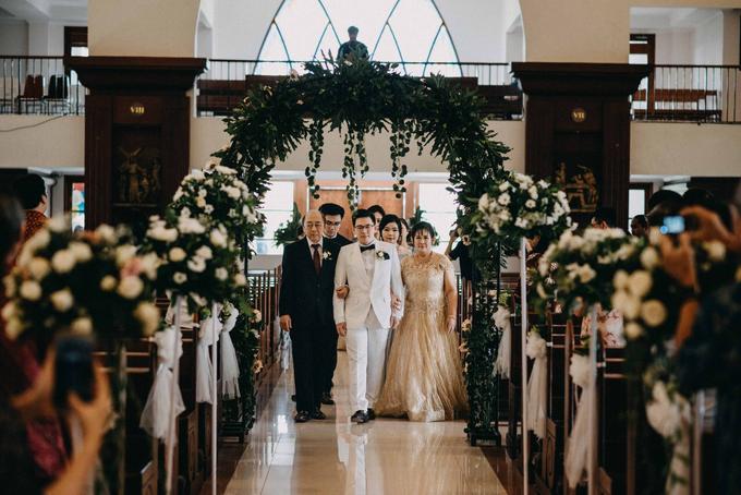 Michael & Kezia Wedding by W Bali - Seminyak - 015