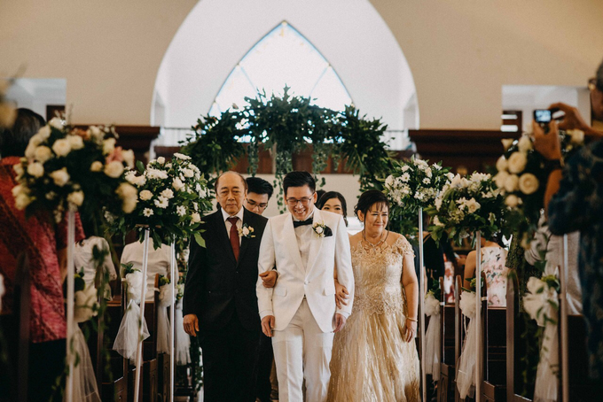 Michael & Kezia Wedding by ARTGLORY BALI - 016