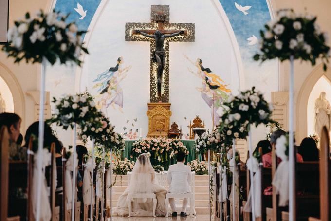 Michael & Kezia Wedding by W Bali - Seminyak - 018