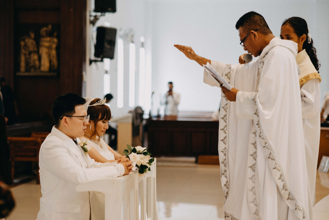 Michael & Kezia Wedding by W Bali - Seminyak - 019
