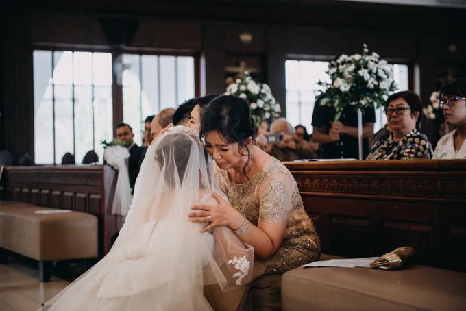 Michael & Kezia Wedding by W Bali - Seminyak - 021