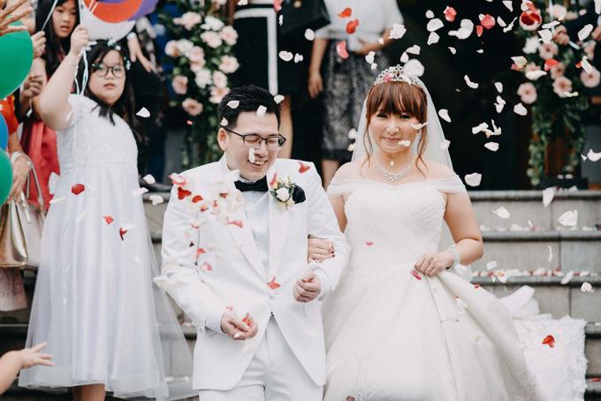 Michael & Kezia Wedding by ARTGLORY BALI - 024