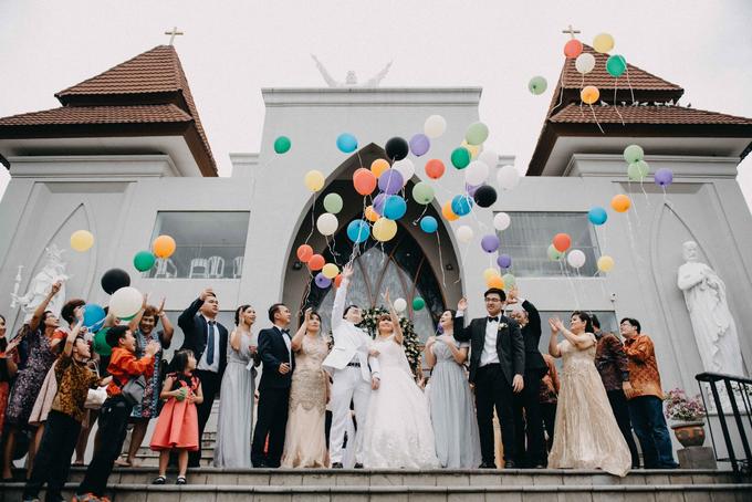 Michael & Kezia Wedding by W Bali - Seminyak - 025