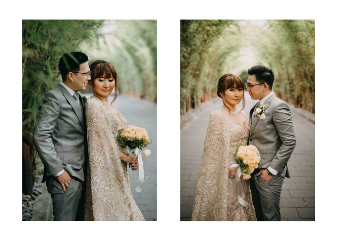 Michael & Kezia Wedding by W Bali - Seminyak - 026