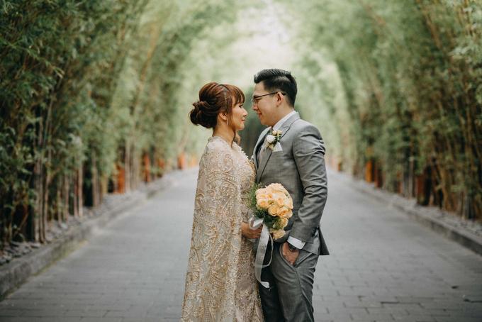Michael & Kezia Wedding by W Bali - Seminyak - 027