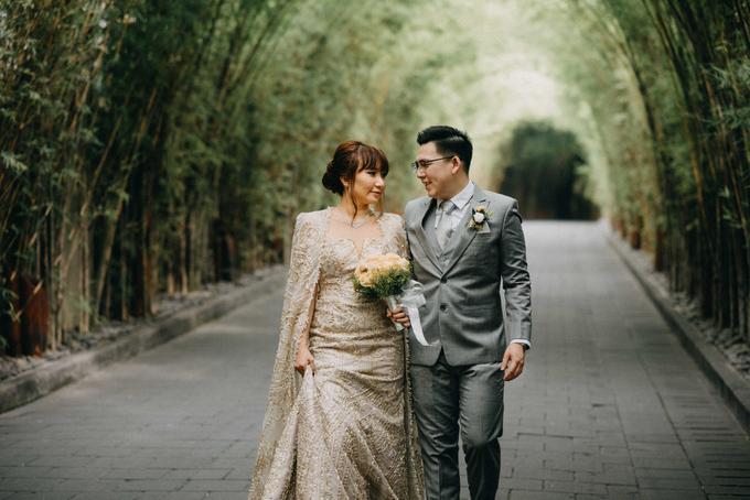 Michael & Kezia Wedding by ARTGLORY BALI - 028