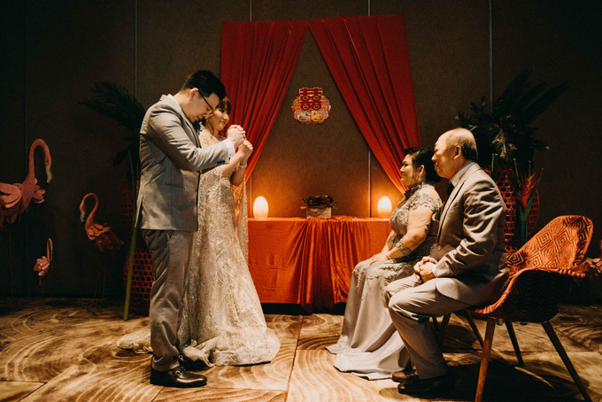 Michael & Kezia Wedding by W Bali - Seminyak - 030