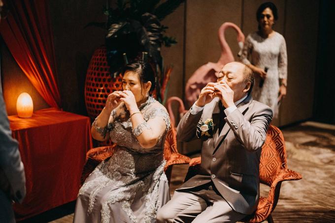Michael & Kezia Wedding by W Bali - Seminyak - 031