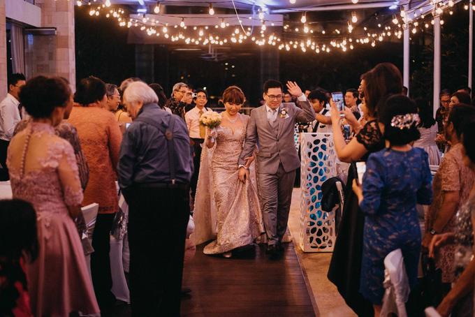 Michael & Kezia Wedding by W Bali - Seminyak - 032