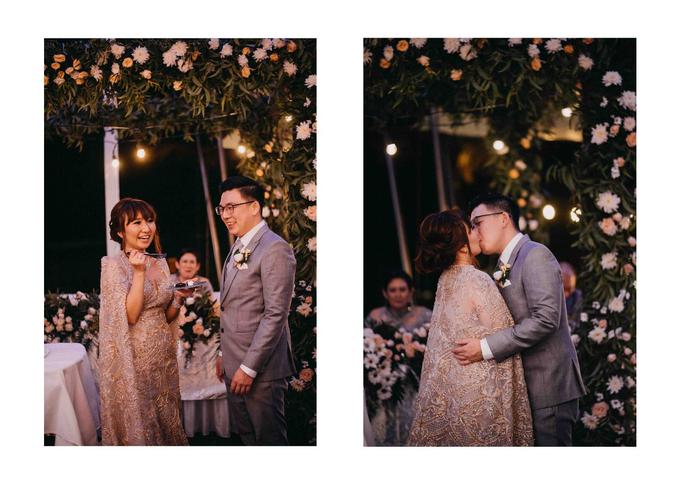 Michael & Kezia Wedding by W Bali - Seminyak - 036