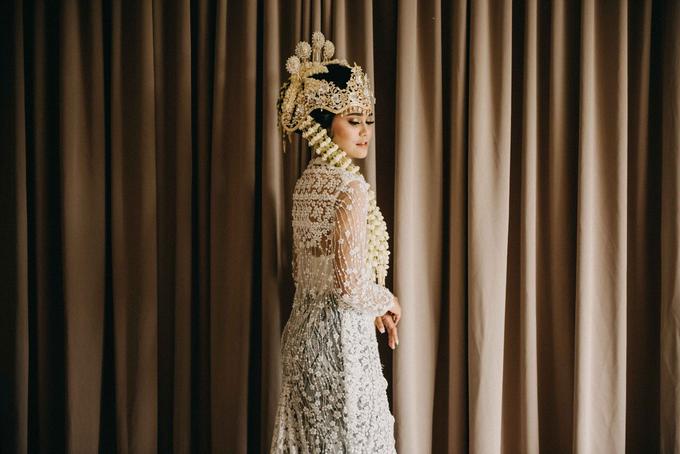Ayip & Dara Wedding by ARTGLORY BALI - 004