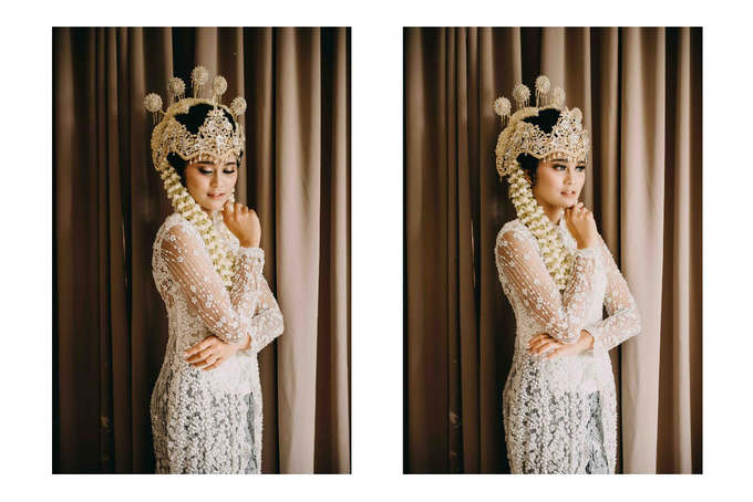 Ayip & Dara Wedding by ARTGLORY BALI - 005