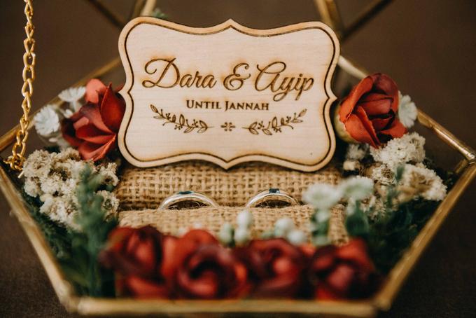 Ayip & Dara Wedding by ARTGLORY BALI - 008
