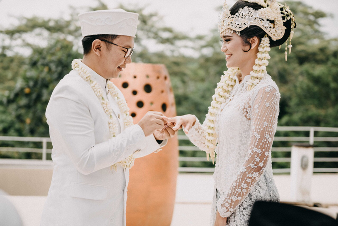 Ayip & Dara Wedding by ARTGLORY BALI - 013