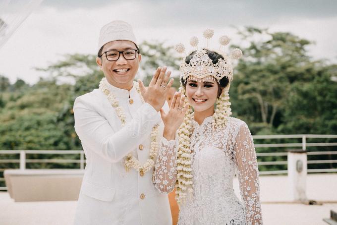 Ayip & Dara Wedding by ARTGLORY BALI - 016