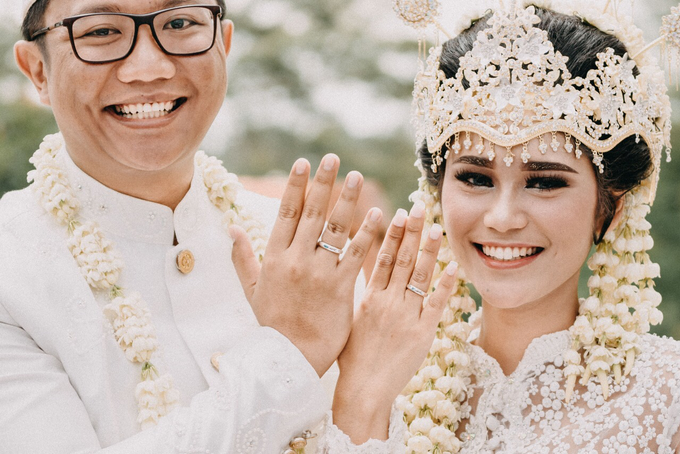 Ayip & Dara Wedding by ARTGLORY BALI - 017