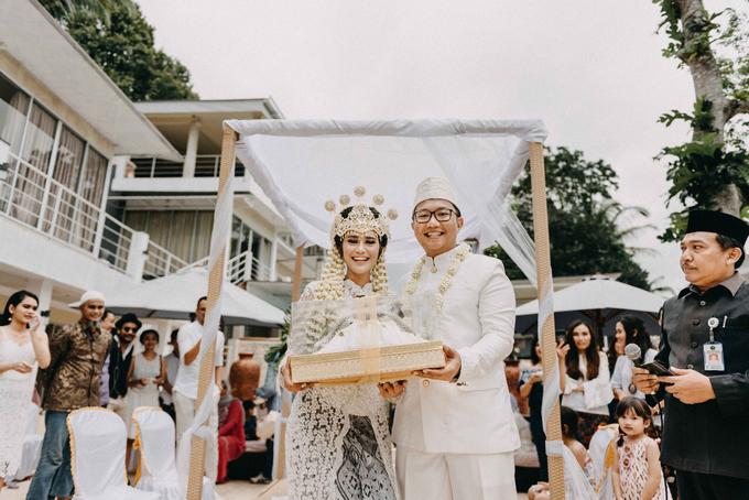 Ayip & Dara Wedding by ARTGLORY BALI - 020