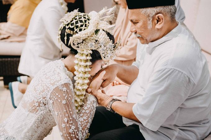 Ayip & Dara Wedding by ARTGLORY BALI - 021