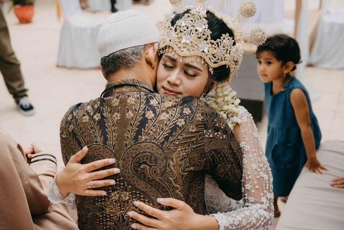 Ayip & Dara Wedding by ARTGLORY BALI - 022