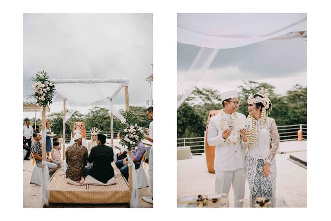 Ayip & Dara Wedding by ARTGLORY BALI - 023