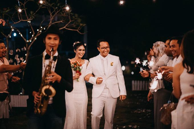Ayip & Dara Wedding by ARTGLORY BALI - 028