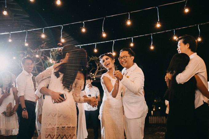 Ayip & Dara Wedding by ARTGLORY BALI - 031