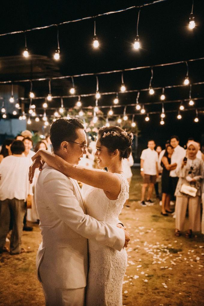 Ayip & Dara Wedding by ARTGLORY BALI - 035