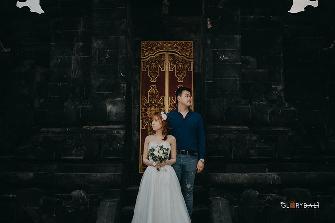 Prewedding session of Lee & Stefee by ARTGLORY BALI - 005