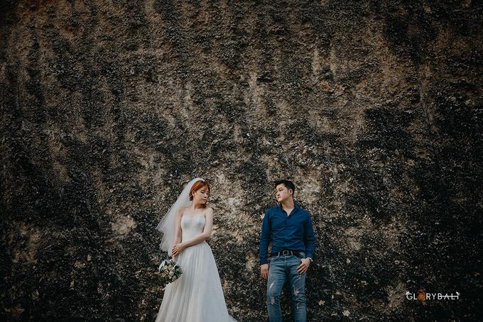 Prewedding session of Lee & Stefee by ARTGLORY BALI - 006