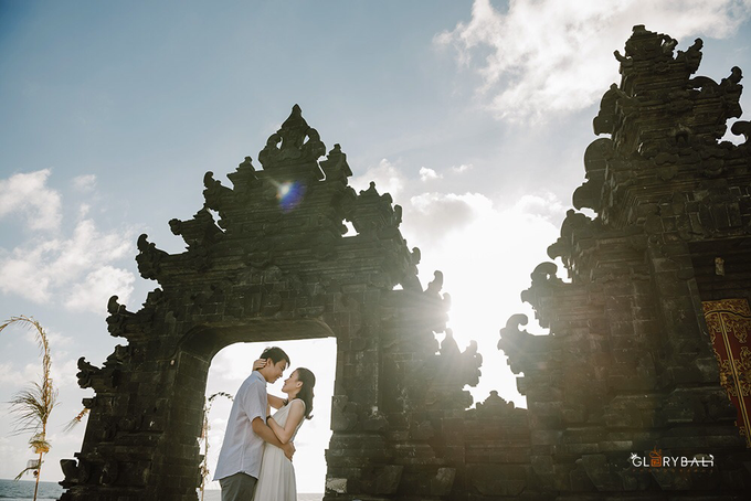 Prewedding of Ferdy & Adela by ARTGLORY BALI - 005