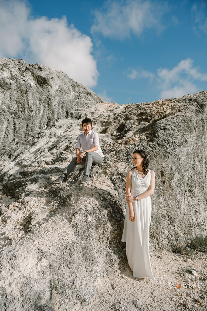 Prewedding of Ferdy & Adela by ARTGLORY BALI - 002