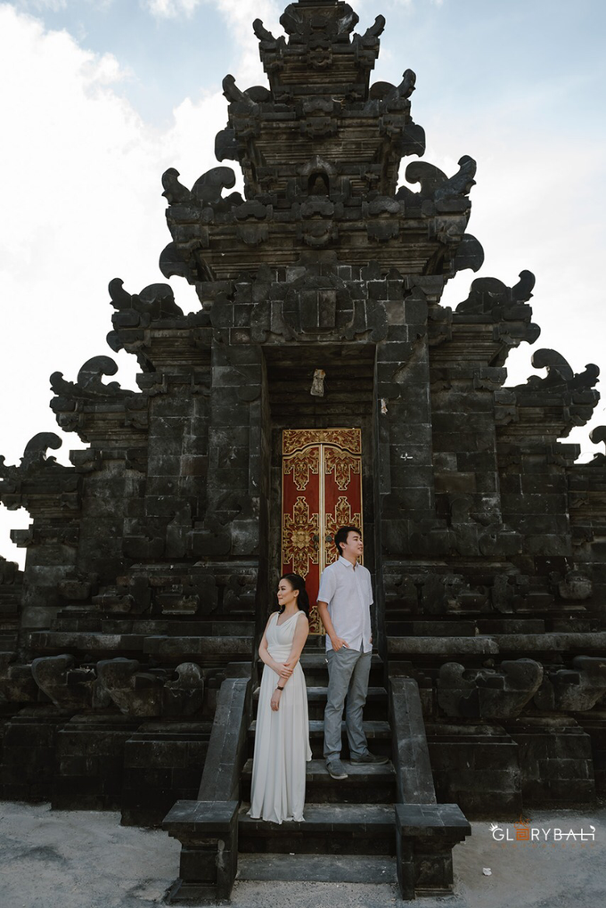 Prewedding of Ferdy & Adela by ARTGLORY BALI - 004