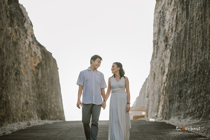 Prewedding of Ferdy & Adela by ARTGLORY BALI - 003