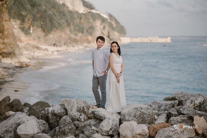 Prewedding of Ferdy & Adela by ARTGLORY BALI - 006