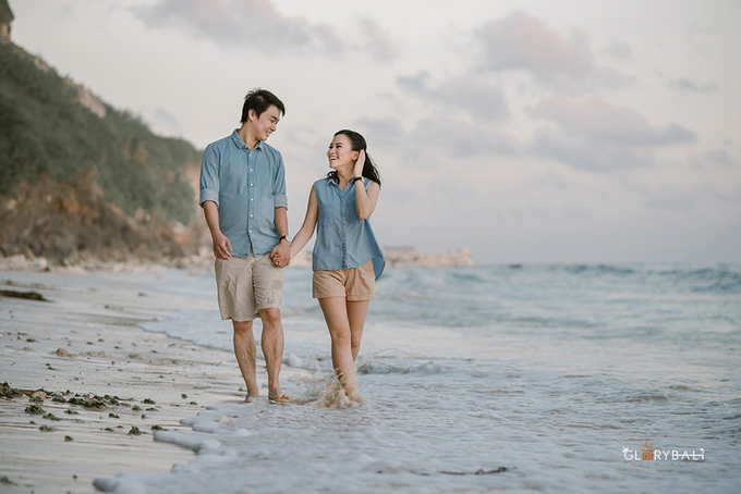 Prewedding of Ferdy & Adela by ARTGLORY BALI - 008