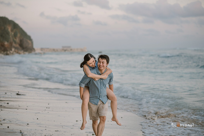 Prewedding of Ferdy & Adela by ARTGLORY BALI - 010