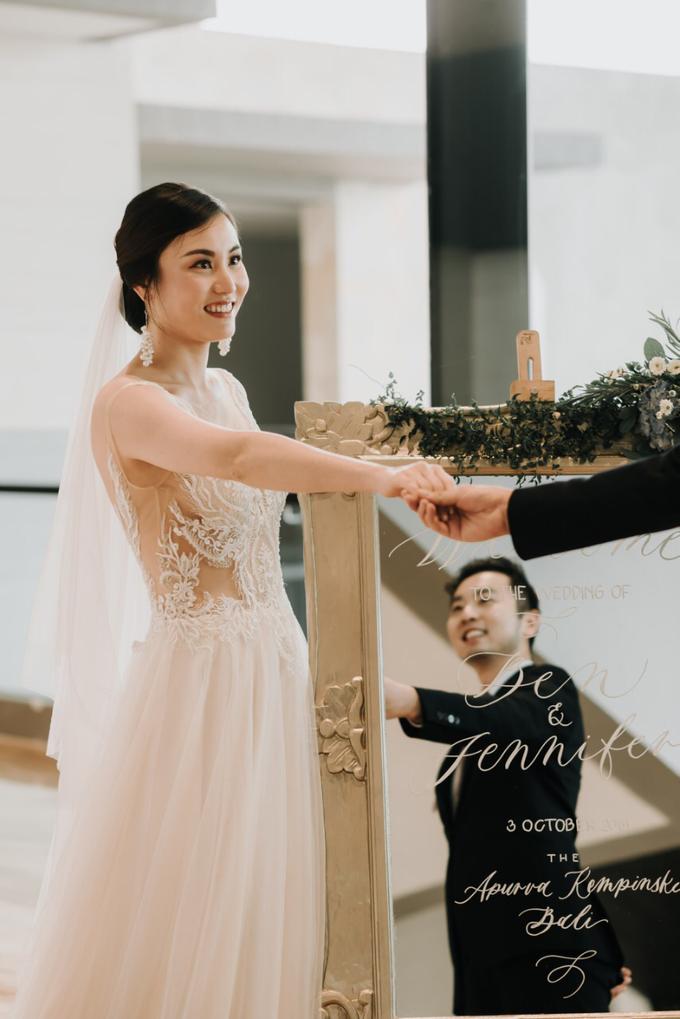 Wedding teaser of Ben & Jennifer by ARTGLORY BALI - 014