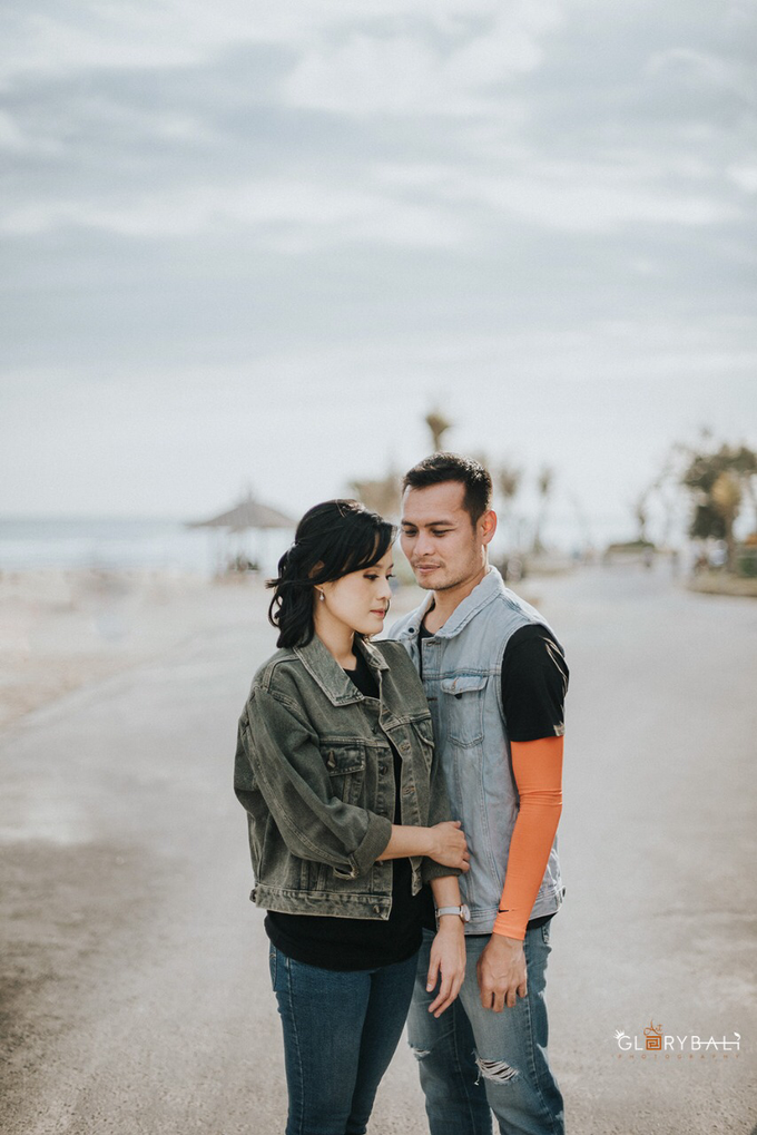 Prewedding teaser of Sahat & Cicha by ARTGLORY BALI - 004