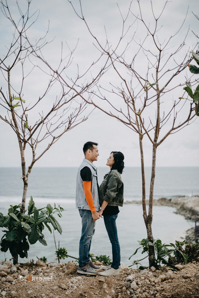 Prewedding teaser of Sahat & Cicha by ARTGLORY BALI - 006