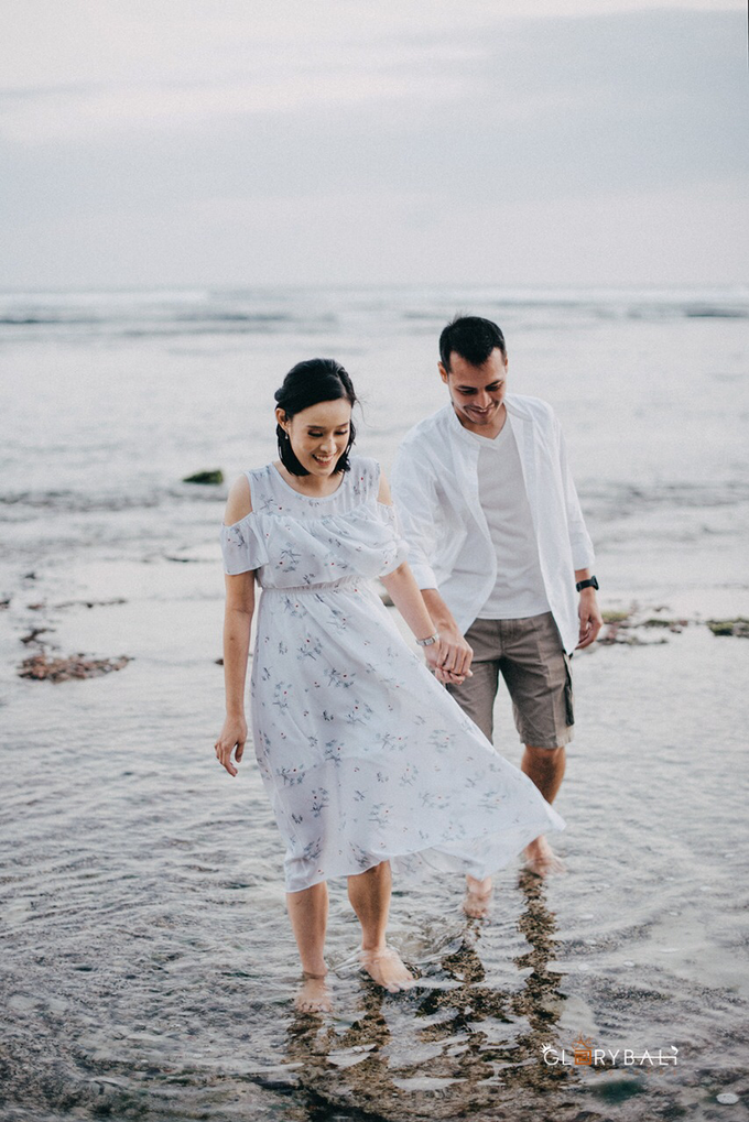Prewedding teaser of Sahat & Cicha by ARTGLORY BALI - 010