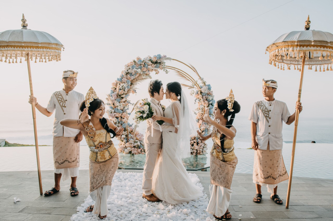 The Wedding of Kent & Nicky by ARTGLORY BALI - 022