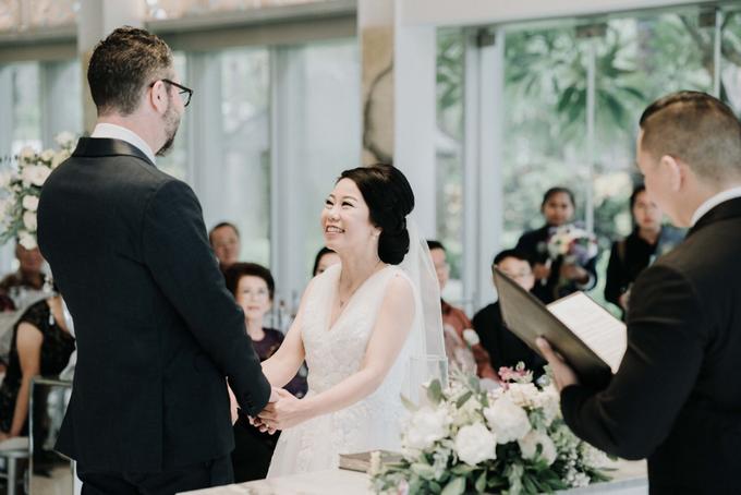 Bali Wedding Rick & Lina by ARTGLORY BALI - 005