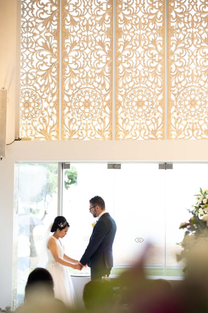 Bali Wedding Rick & Lina by ARTGLORY BALI - 003