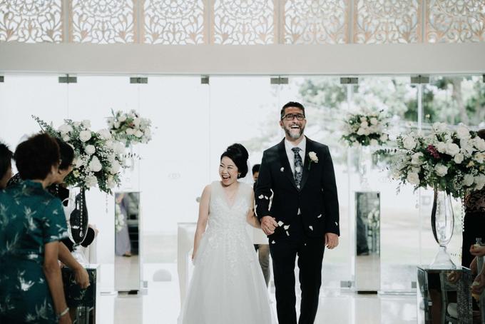 Bali Wedding Rick & Lina by ARTGLORY BALI - 002